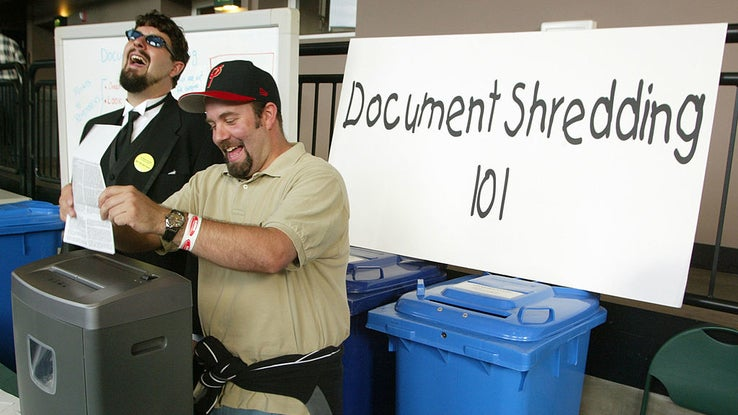 How Do You Find Free Shredding Events Near You?